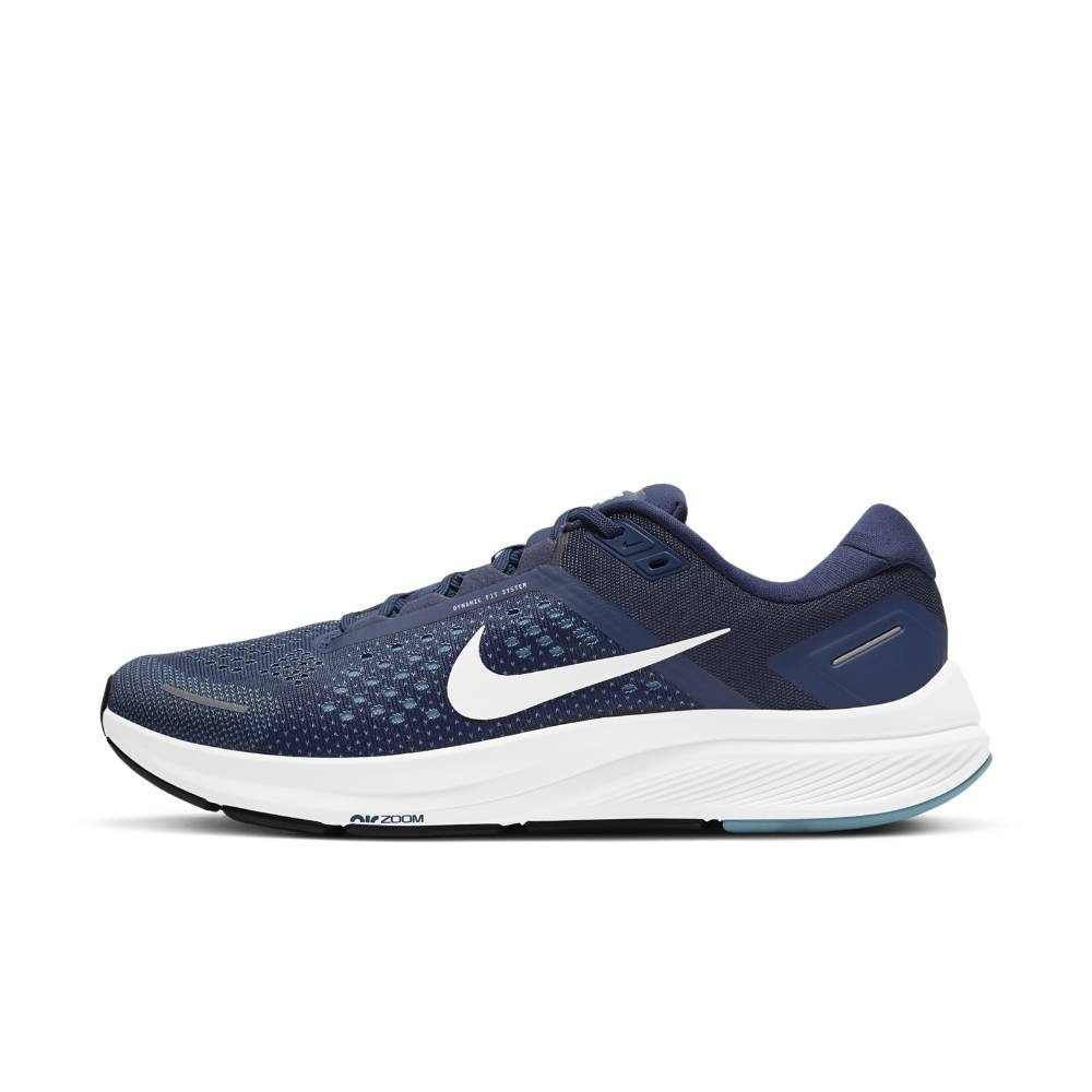 Nike Air Zoom Structure 23 Joggesko Herre Blå