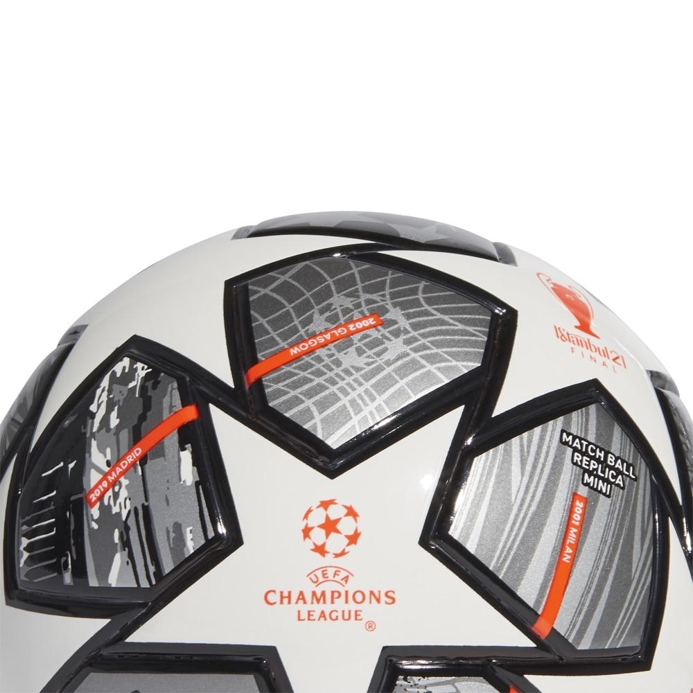 Adidas Champions League Mini Trikseball 21 Fotball Grå