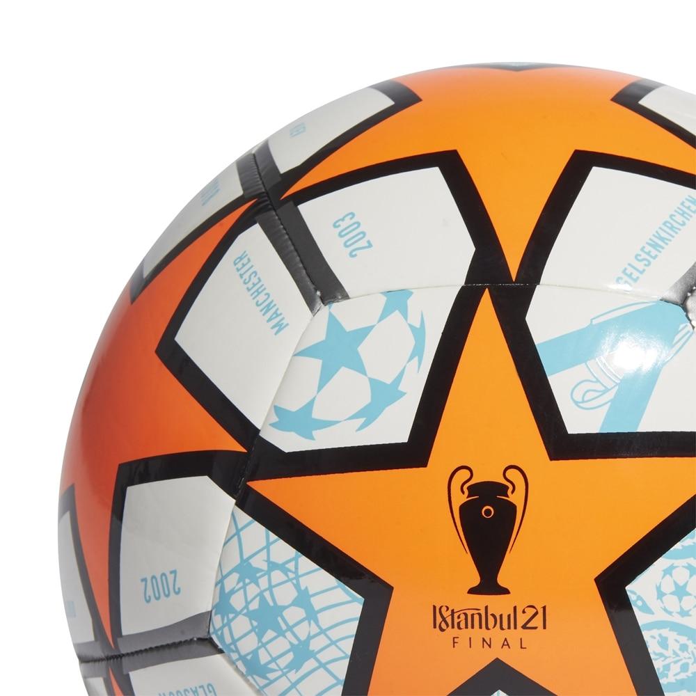 Adidas Champions League Finale 21 Club Fotball Oransje/Blå