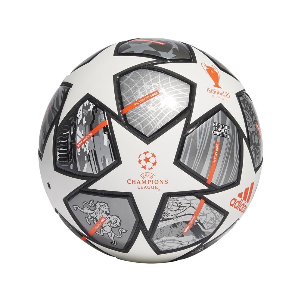 Adidas Champions League 21 Finale Competition Fotball Grå