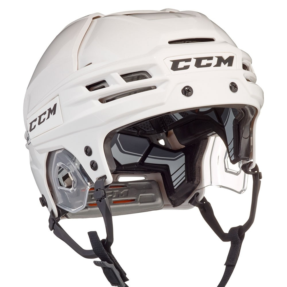 Ccm Tacks 910 Hockeyhjelm Hvit