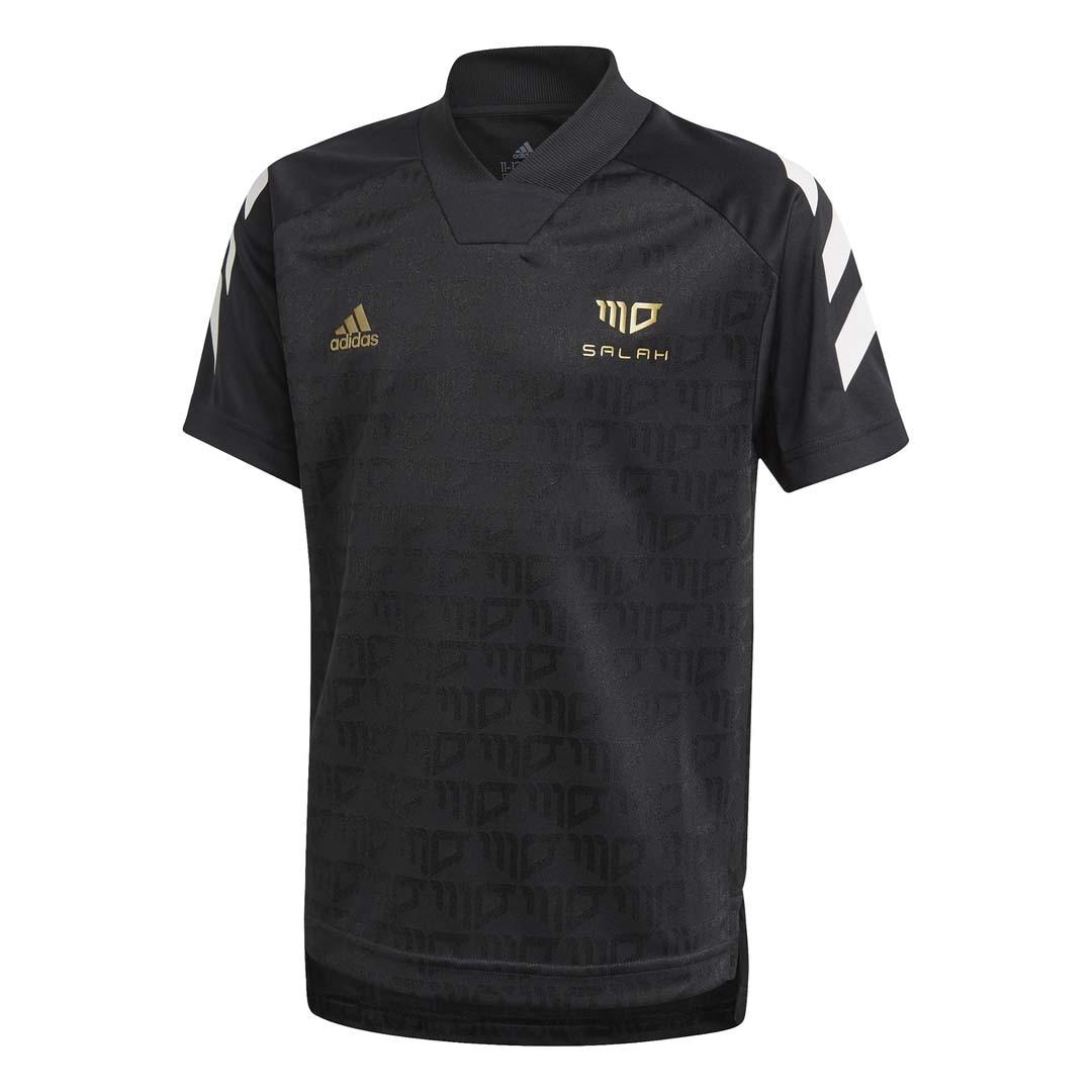 Adidas Salah Football-Inspired Treningstrøye Barn Sort
