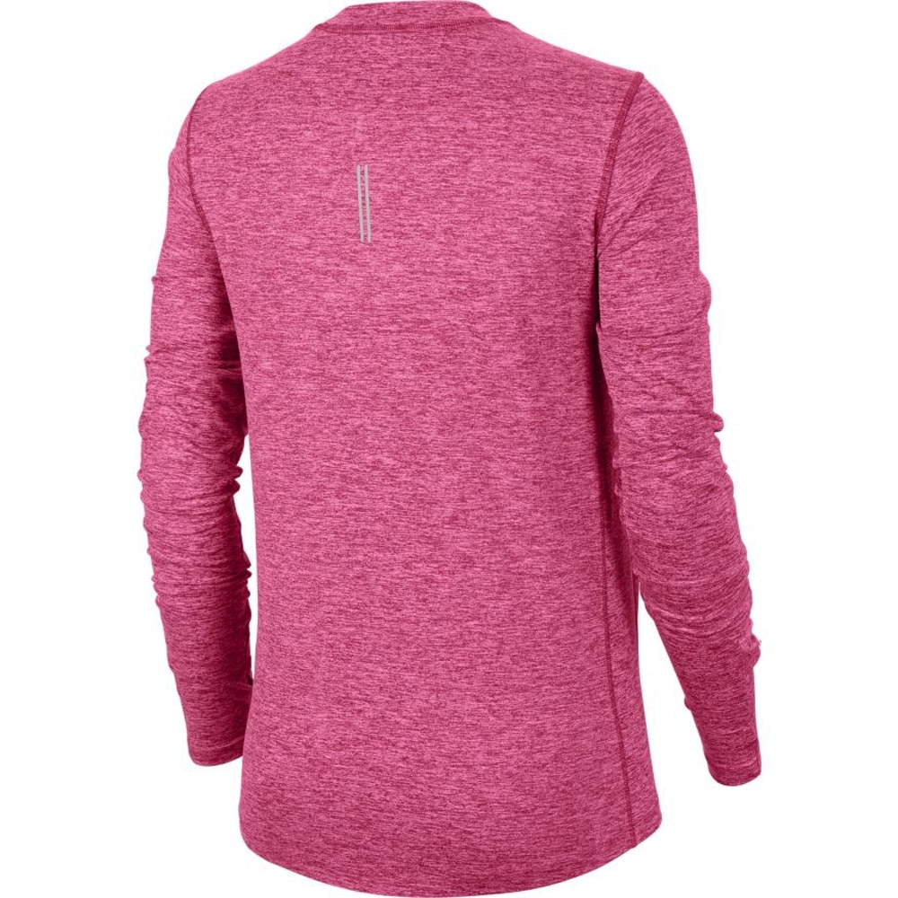 Nike Element Crew Treningstrøye Dame Pink