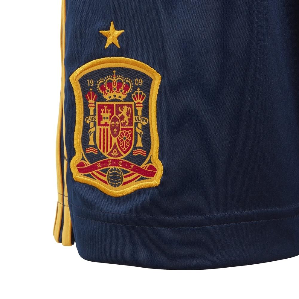 Adidas Spania Fotballshorts EM 2021 Hjemme Barn