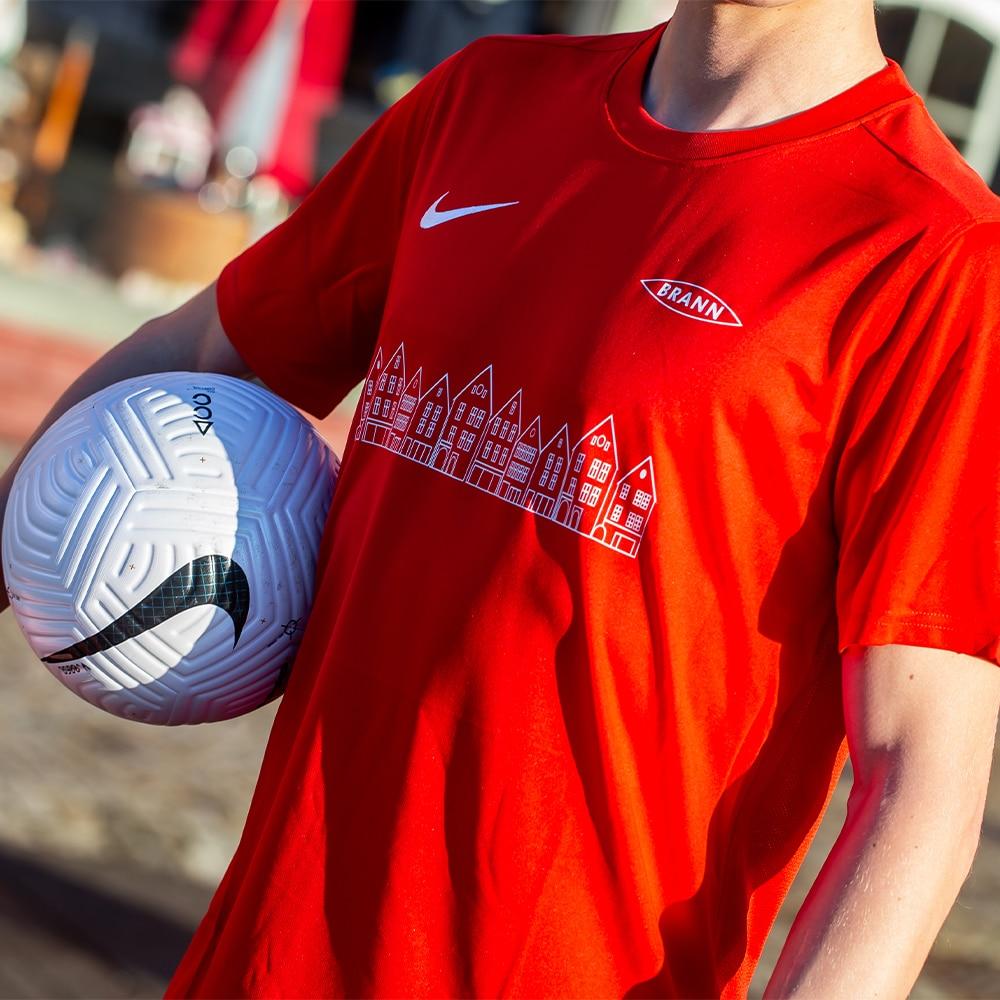 Nike SK Brann Pre Match Trøye 2021 Barn Hjemme