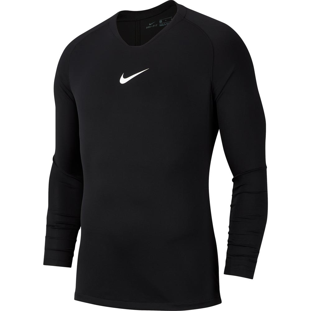 Nike Klubb Dri-Fit Park Baselayer Overdel Barn Sort