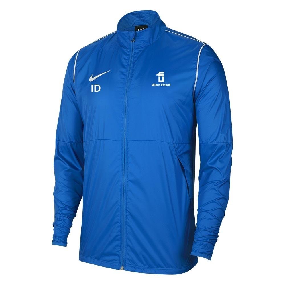 Nike Ullern Fotball Regnjakke Blå