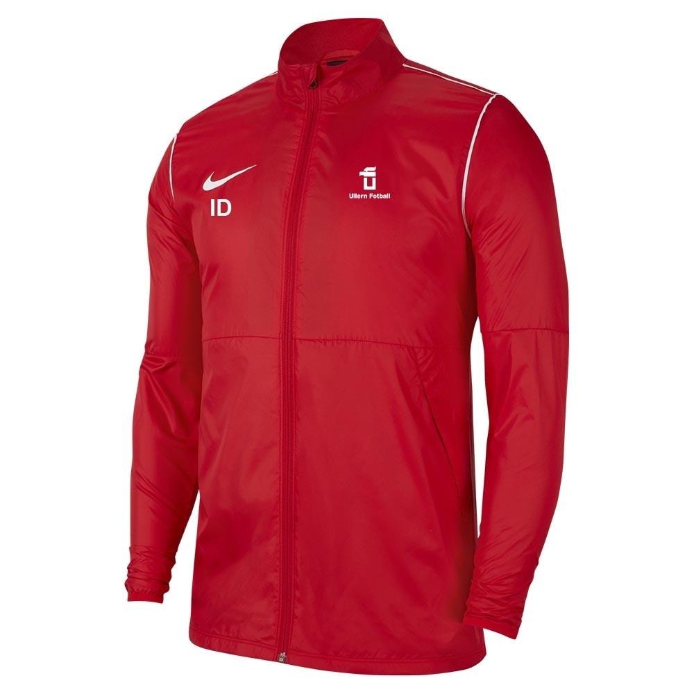 Nike Ullern Fotball Regnjakke Barn Rød