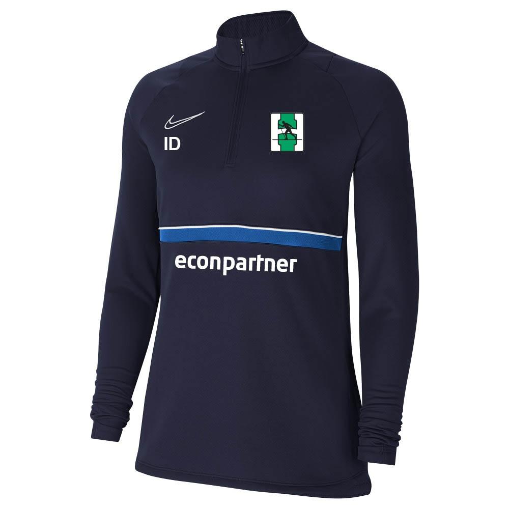 Nike Heming Fotball Treningsgenser Dame Marine