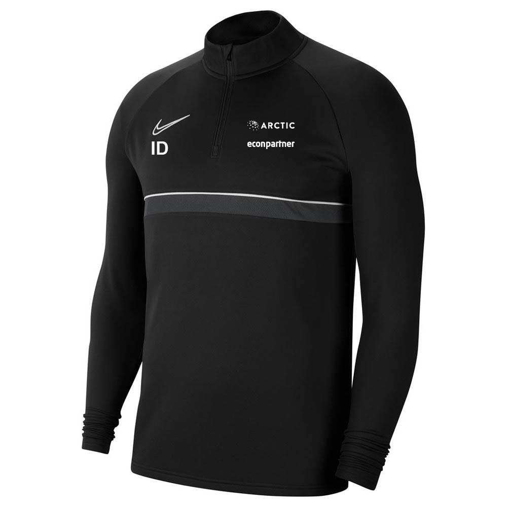 Nike Heming Fotball Treningsgenser Sort