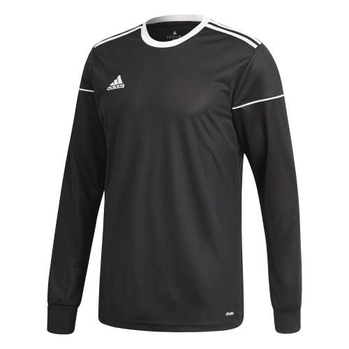 Adidas Squad 17 Langermet Spillertrøye Sort