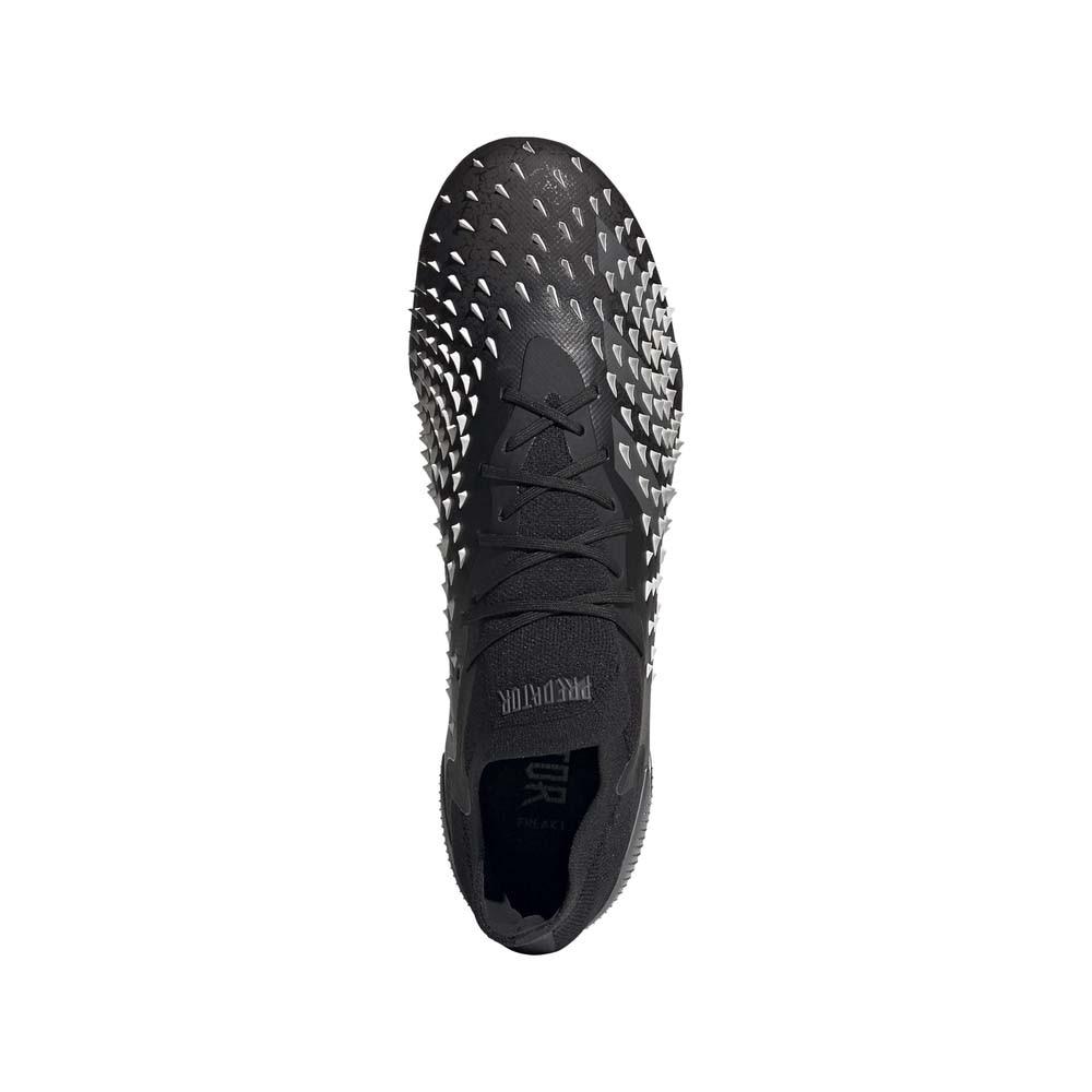 Adidas Predator Freak .1 FG/AG Low Fotballsko Superstealth Pack
