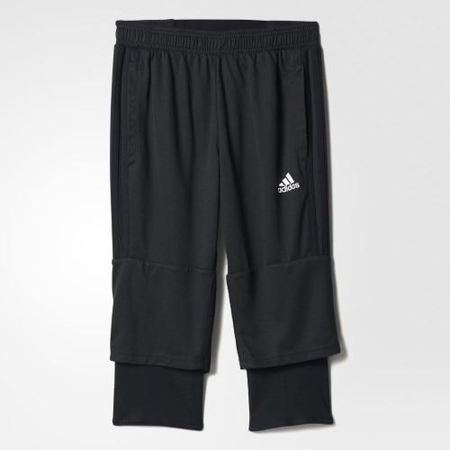 Adidas Tiro 17 3/4 Fotballbukse Barn