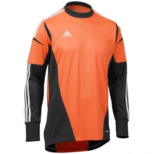 Adidas Condivo12 Keepertrøye Junior Fotball Oransje