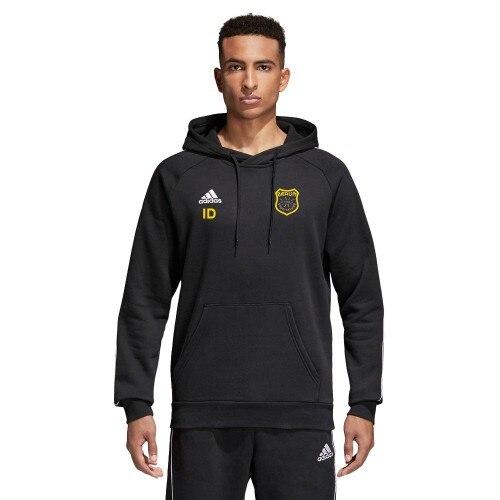 Adidas Bærum SK Hettegenser