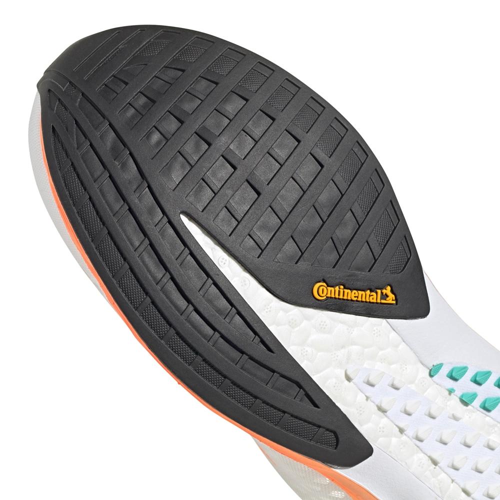 Adidas Adizero Pro Joggesko Herre Hvit/Oransje
