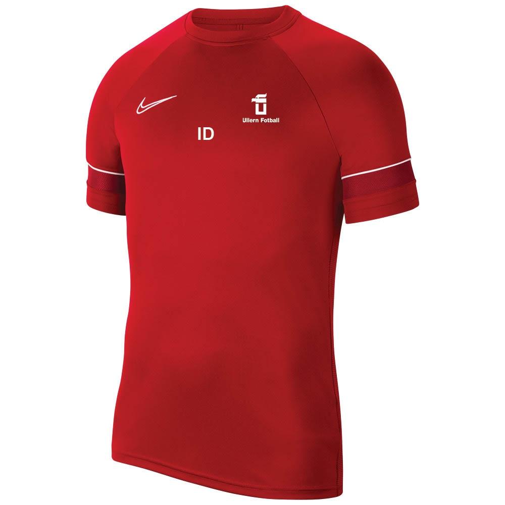 Nike Ullern Fotball Treningstrøye Barn Rød
