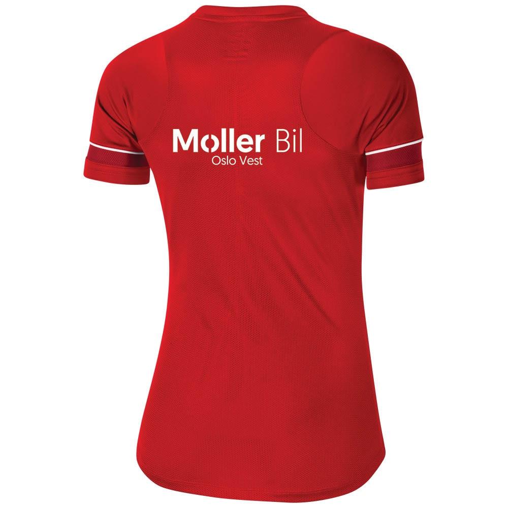 Nike Ullern Fotball Treningstrøye Dame Rød