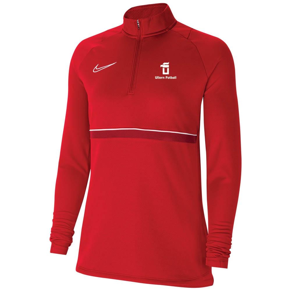 Nike Ullern Fotball Treningsgenser Dame Rød
