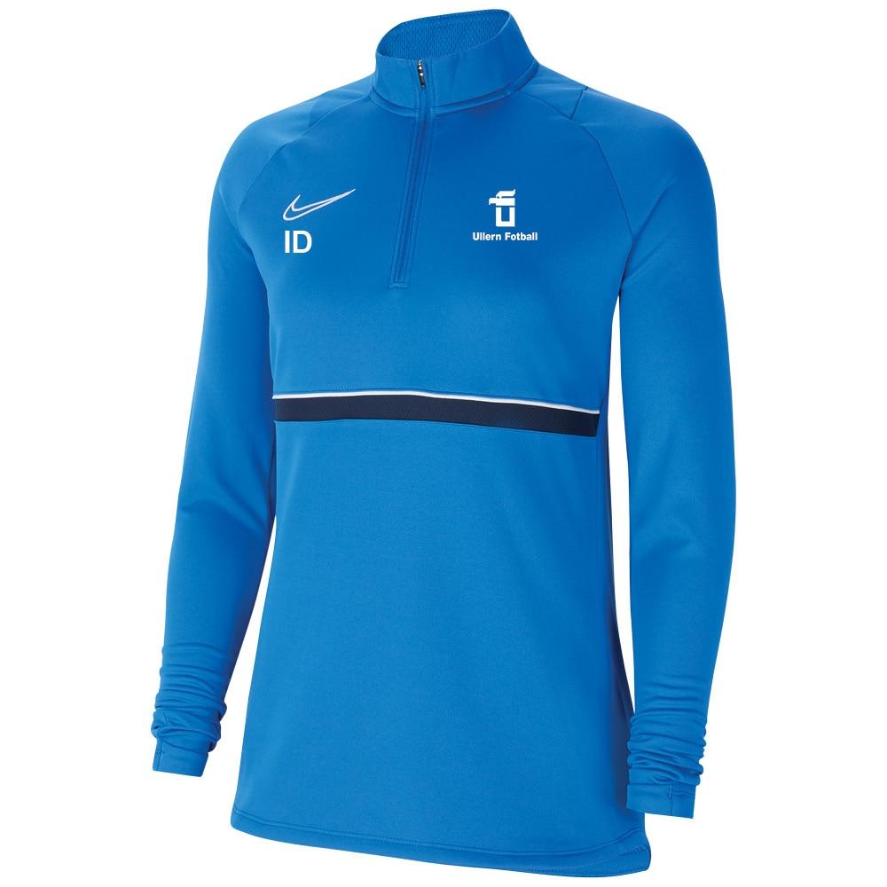 Nike Ullern Fotball Treningsgenser Dame Blå