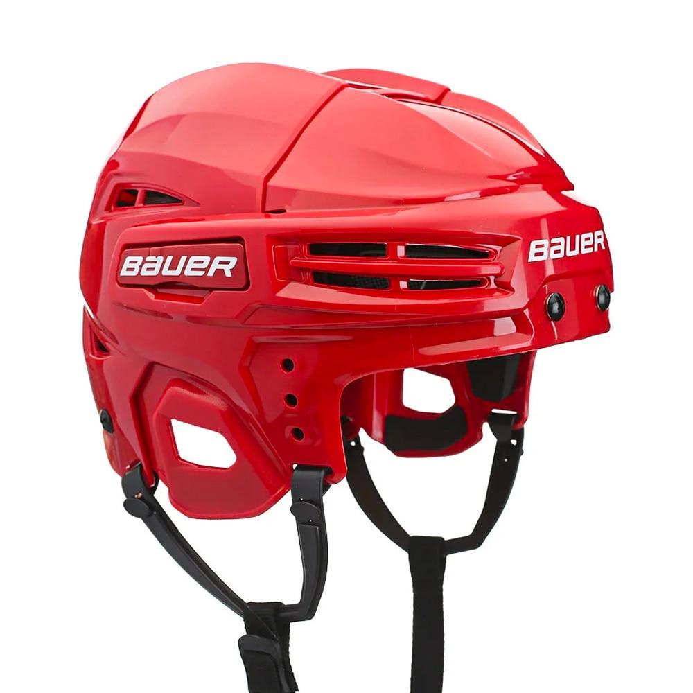 Bauer IMS 5.0 Hockeyhjelm Rød