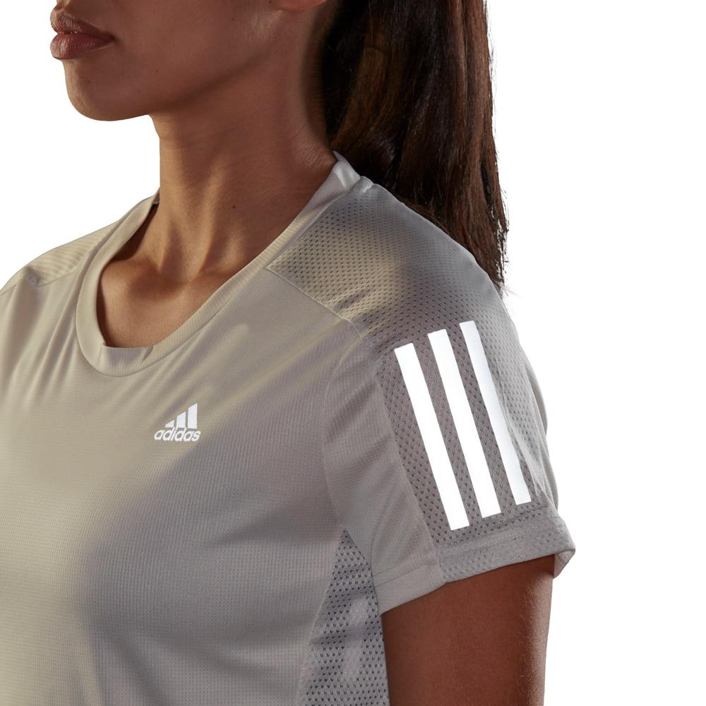 Adidas Own The Run Løpetrøye Dame Grå