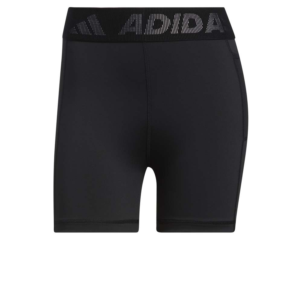 Adidas Techfit Tights Løpeshorts Dame Sort