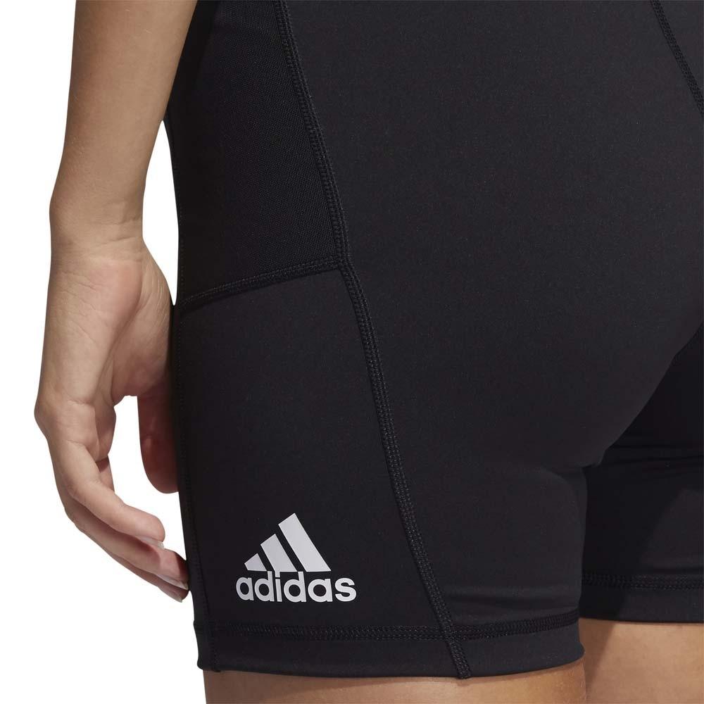 Adidas Techfit Tights Løpeshorts Dame Sort