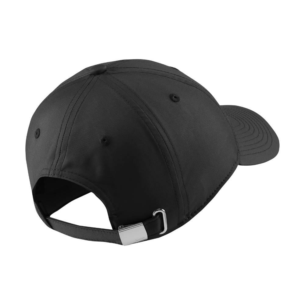Nike NSW H86 Metal Swoosh Caps Sort