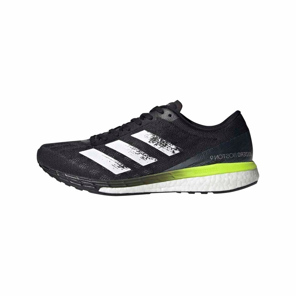 Adidas Adizero Boston 9 Joggesko Herre Sort