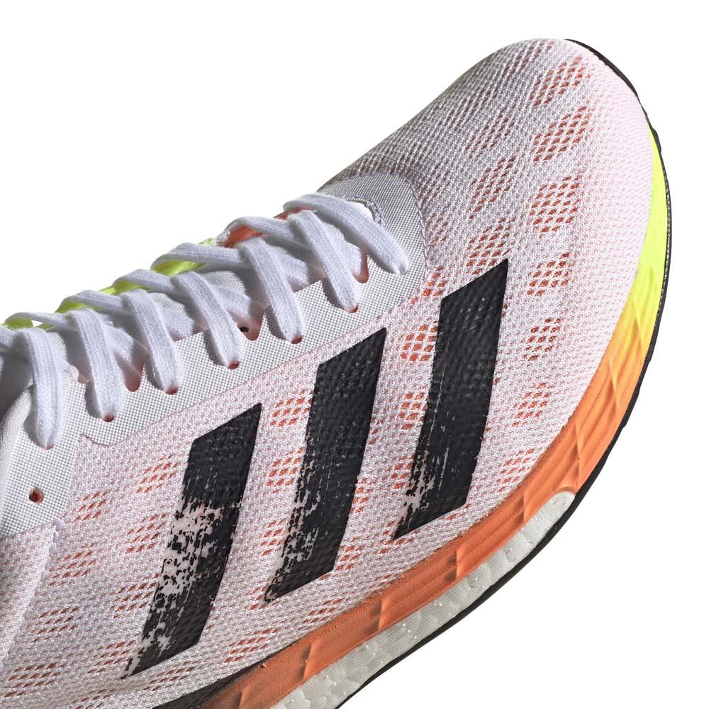 Adidas Adizero Boston 9 Joggesko Herre Hvit