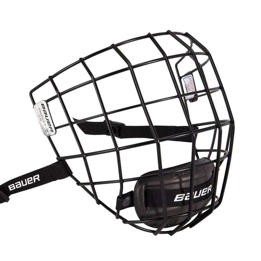 Bauer Profile II Hockeyhjelm Gitter Svart