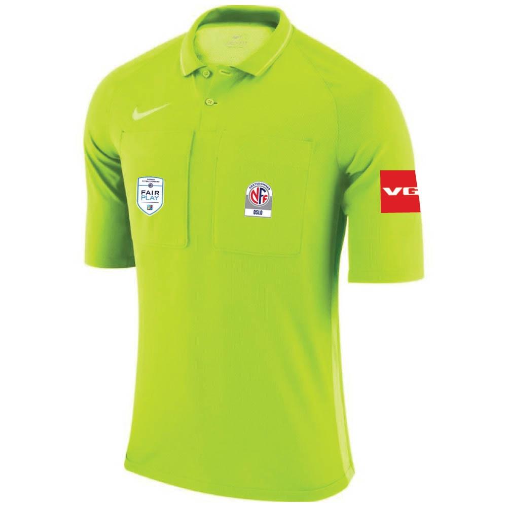 Nike Oslo Fotballkrets Kortermet Dommerdrakt