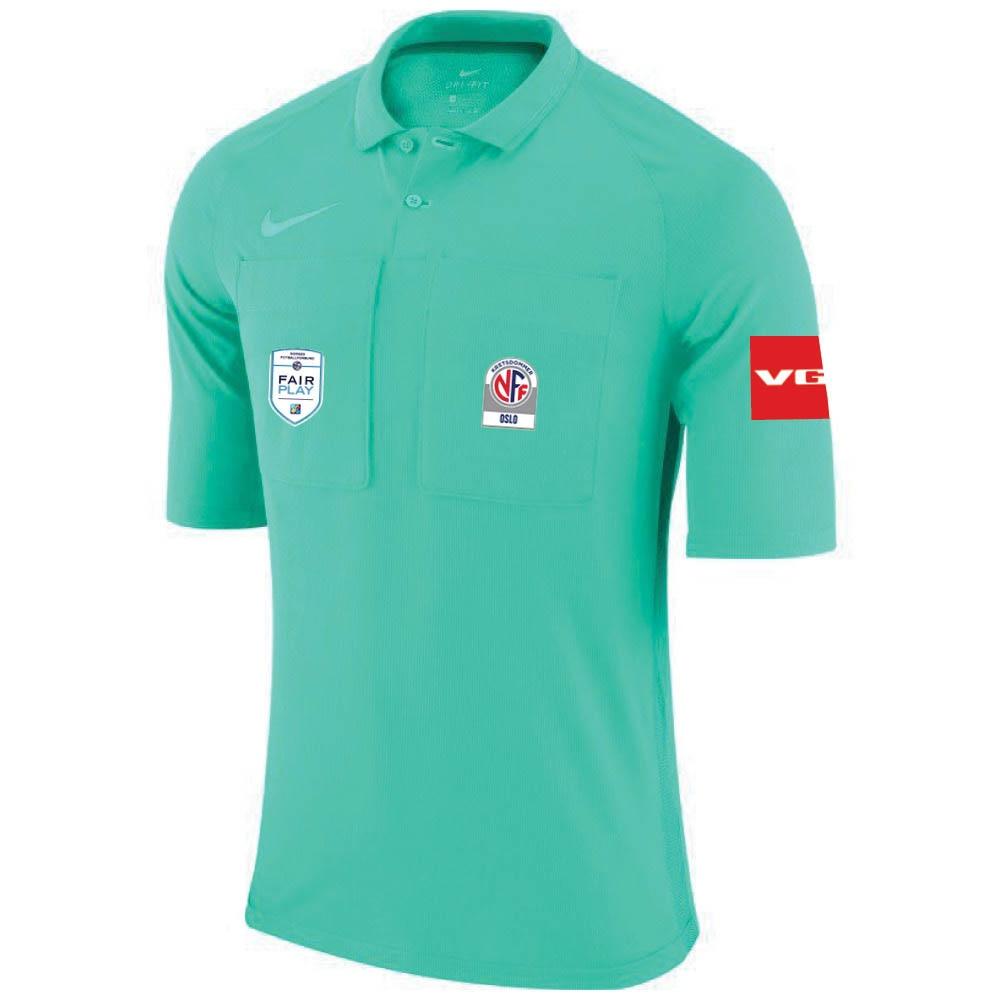 Nike Oslo Fotballkrets Kortermet Dommerdrakt 2021