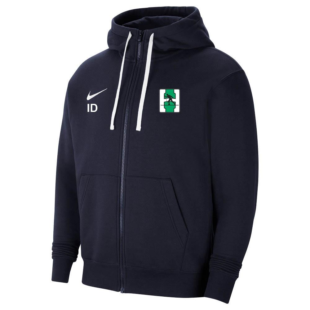 Nike Heming Fotball Full-Zip Hettegenser