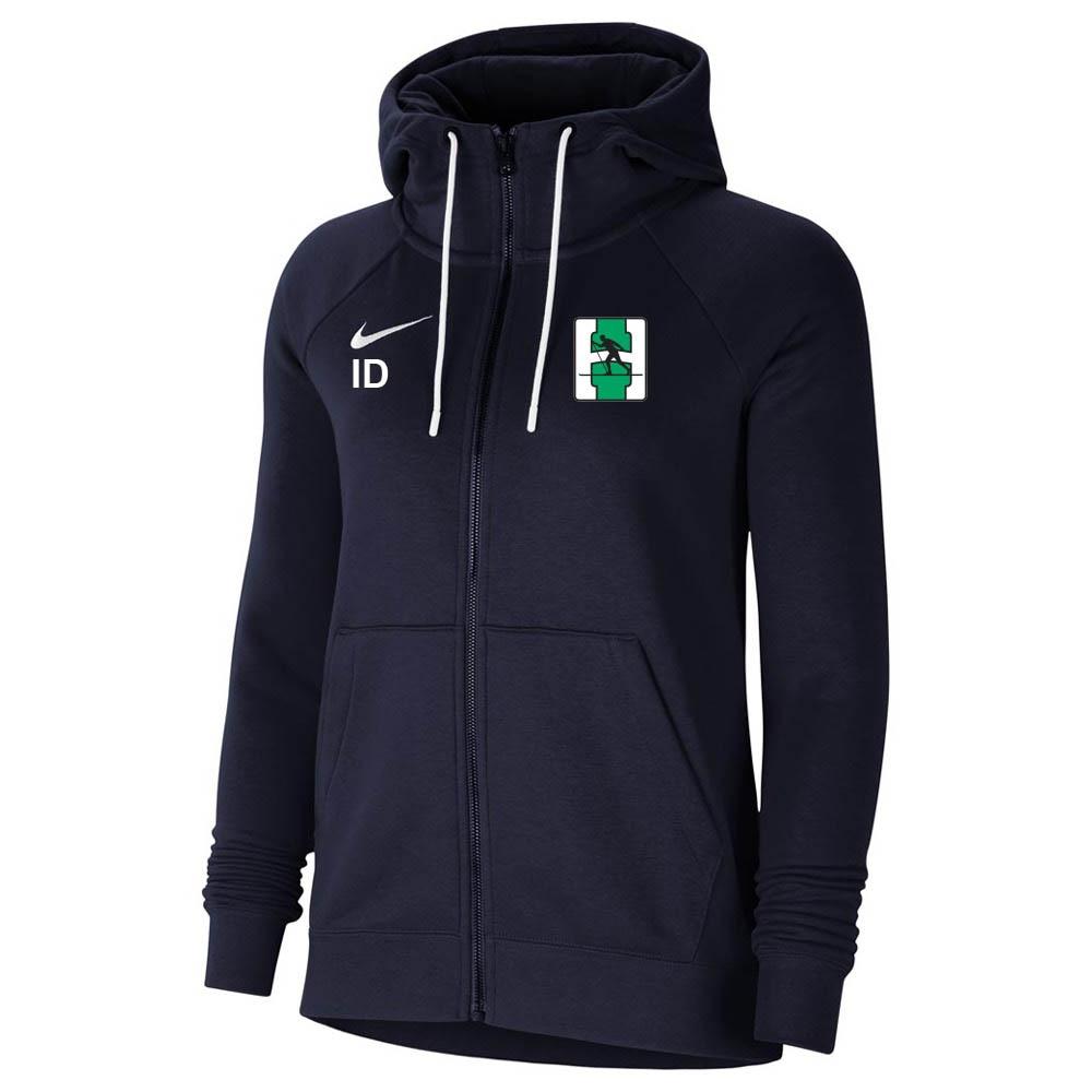 Nike Heming Fotball Full-Zip Hettegenser Dame