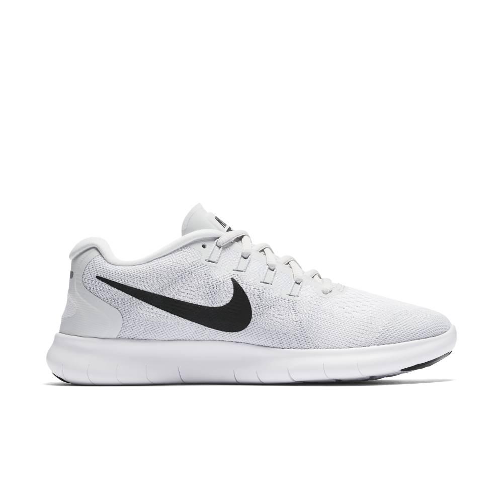 Nike Free Run Joggesko Dame Hvit