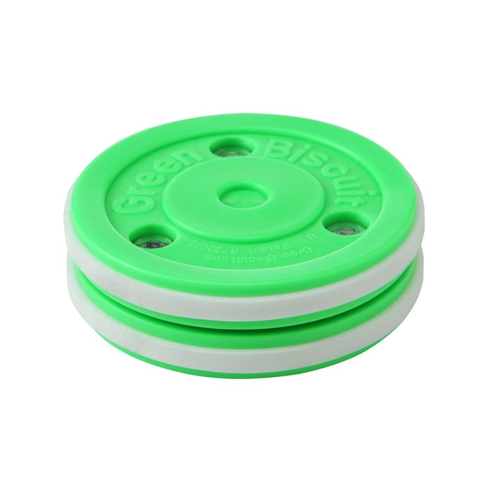 Green Biscuit PRO Teknikk Puck Grønn