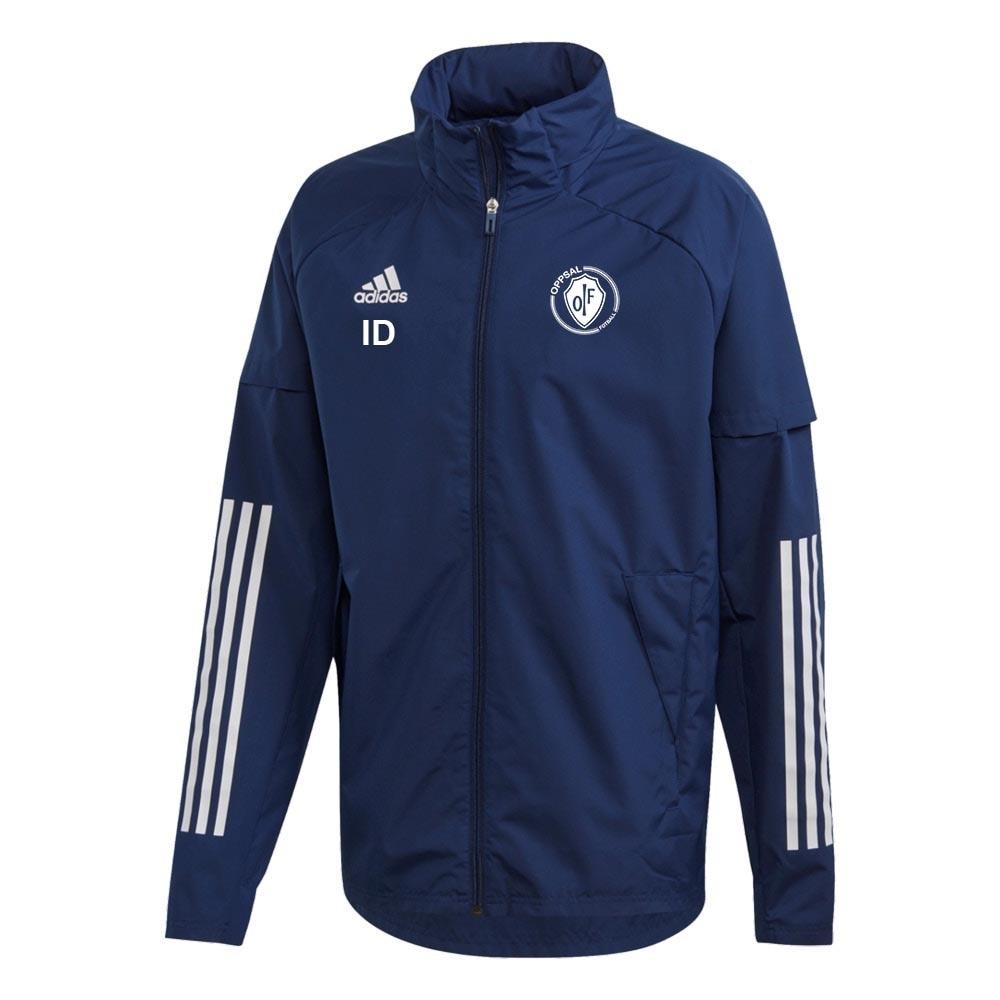Adidas Oppsal IF Allværsjakke