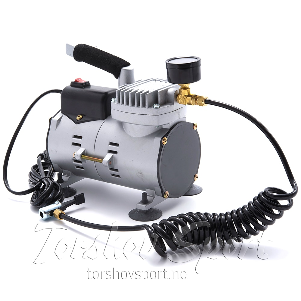 Select Elektrisk Kompressor Mini Pumpe