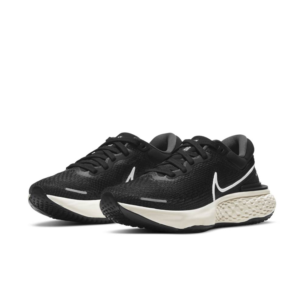 Nike ZoomX Invincible Run Flyknit Joggesko Dame Sort