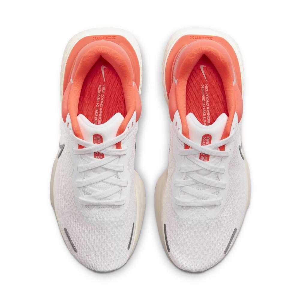 Nike ZoomX Invincible Run Flyknit Joggesko Dame Hvit