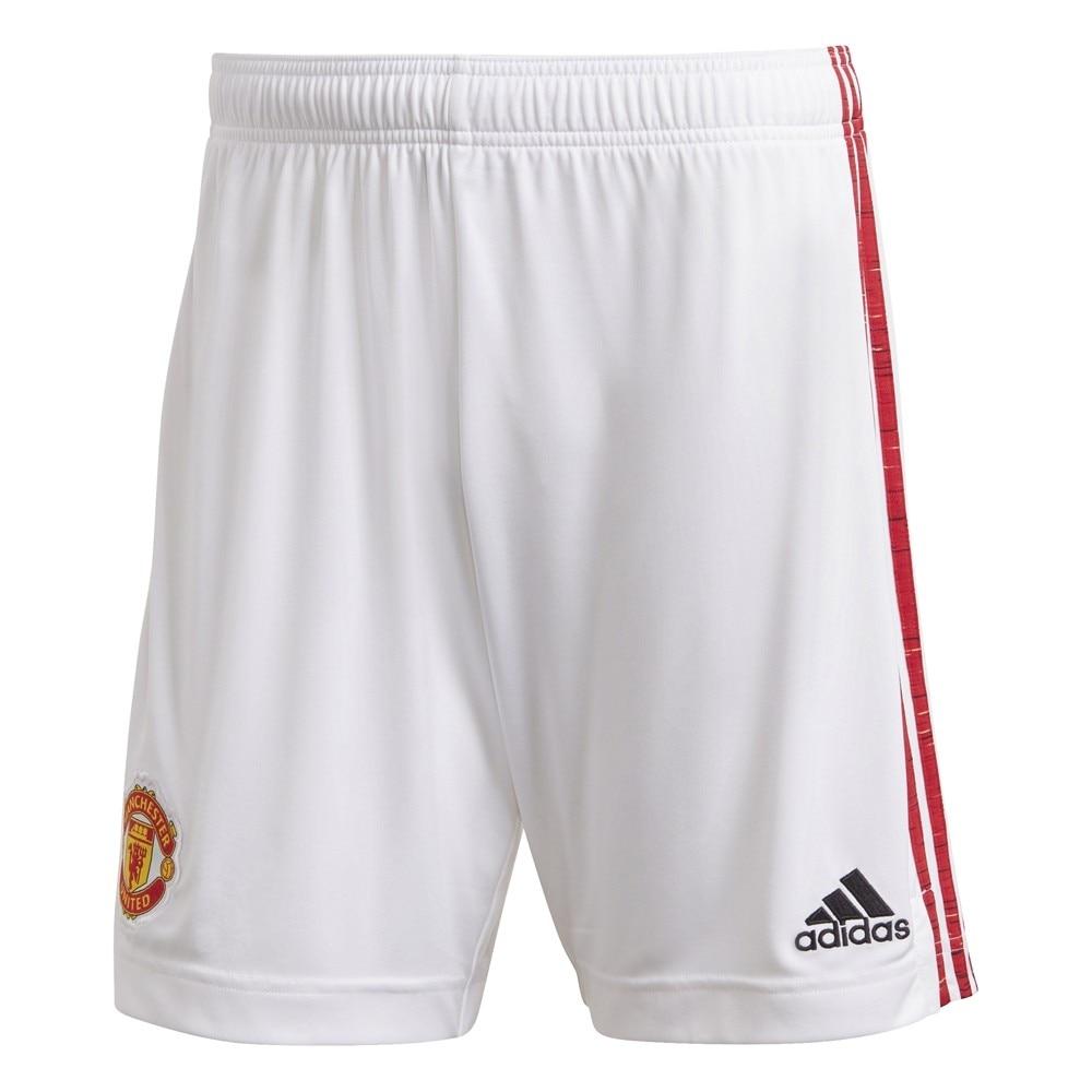 Adidas Manchester United Fotballshorts 20/21 Hjemme