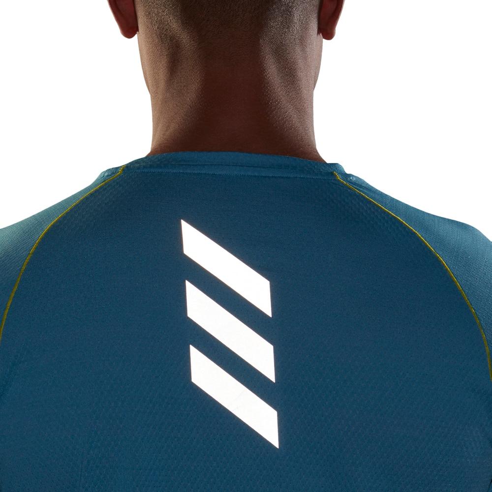Adidas Runner Løpetrøye Herre Lyseblå