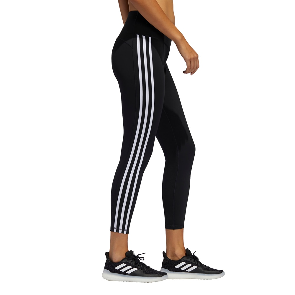 Adidas Believe This 3-Stripes Tights Dame