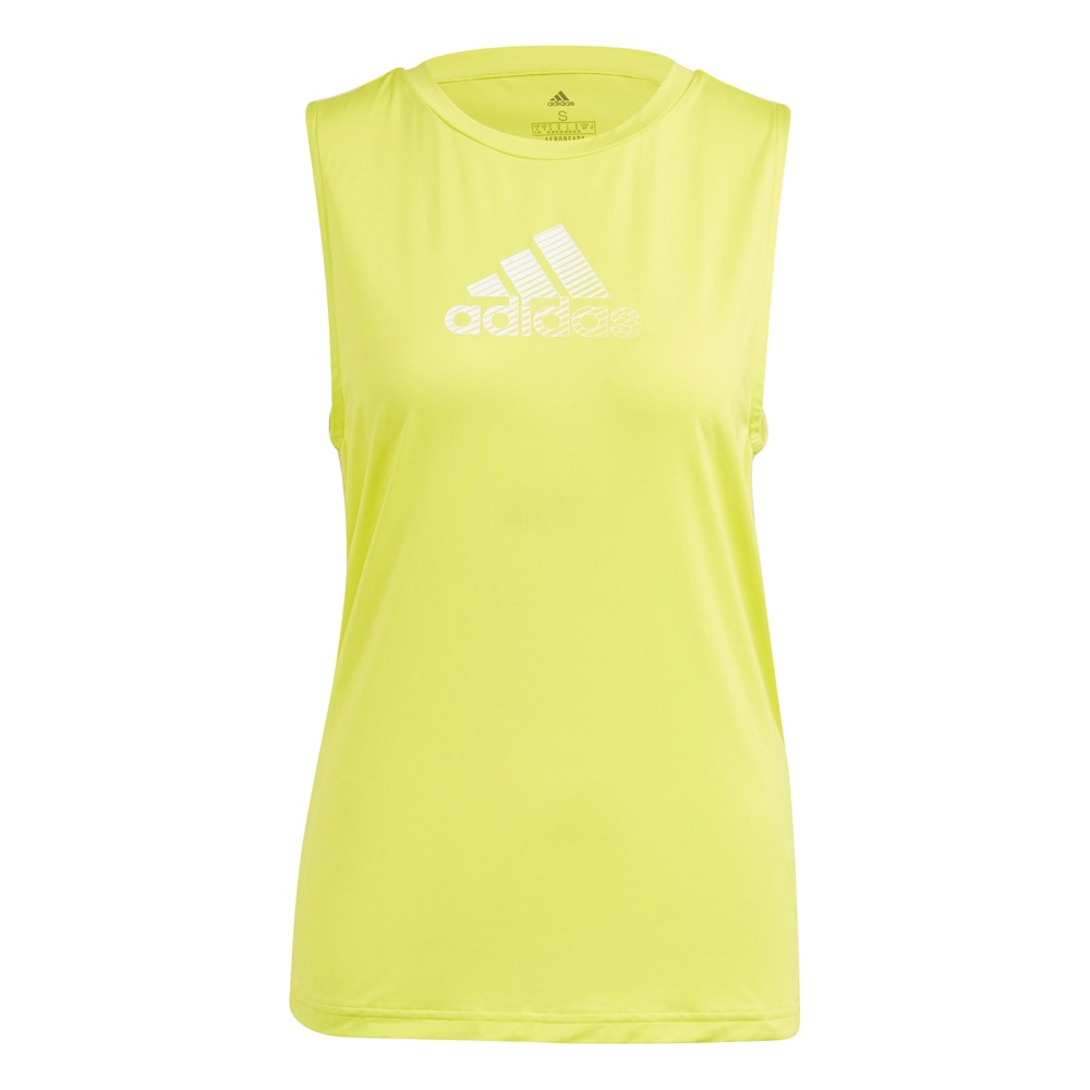 Adidas Designed To Move Løpesinglet Dame Gul