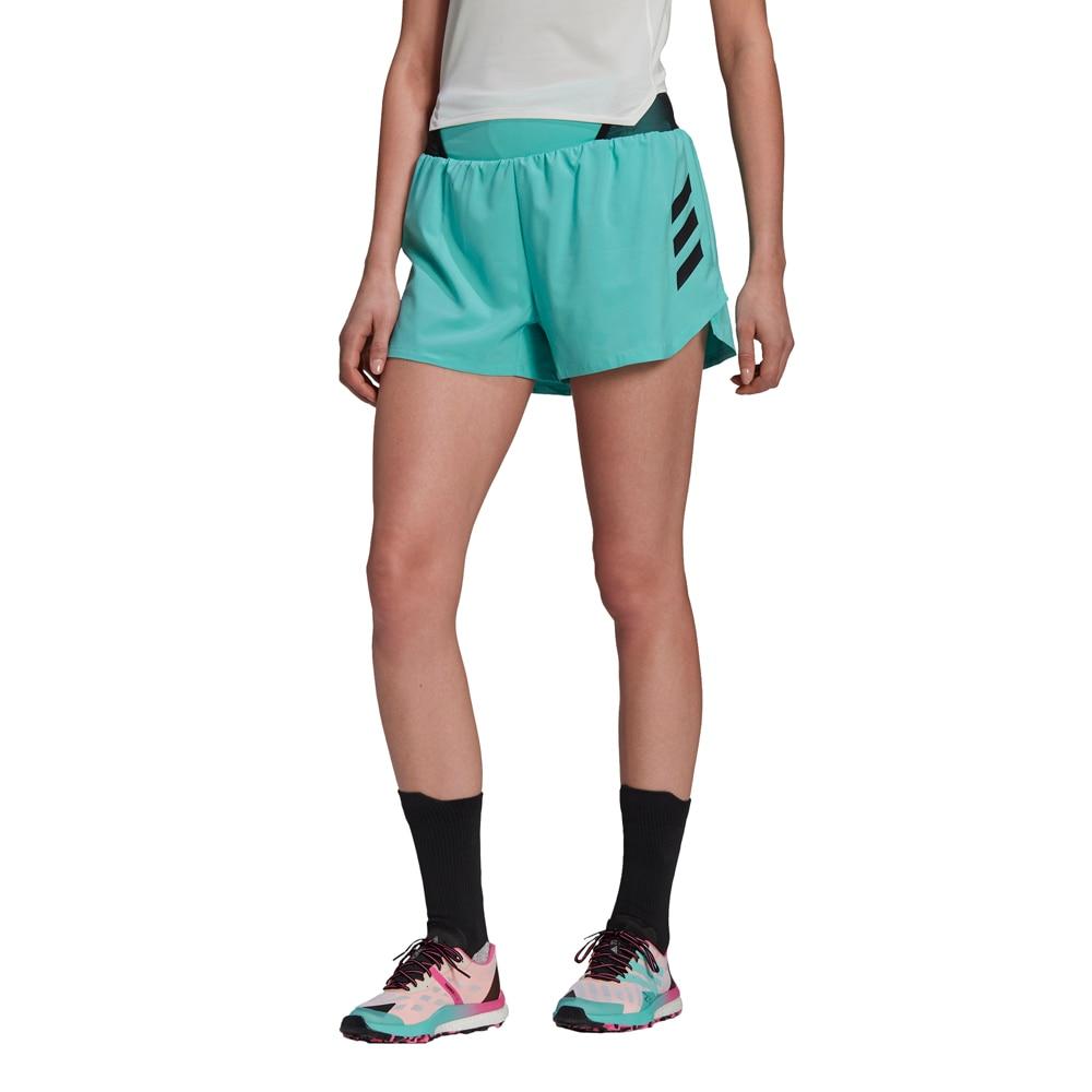 Adidas Terrex Agravic Løpeshorts Dame