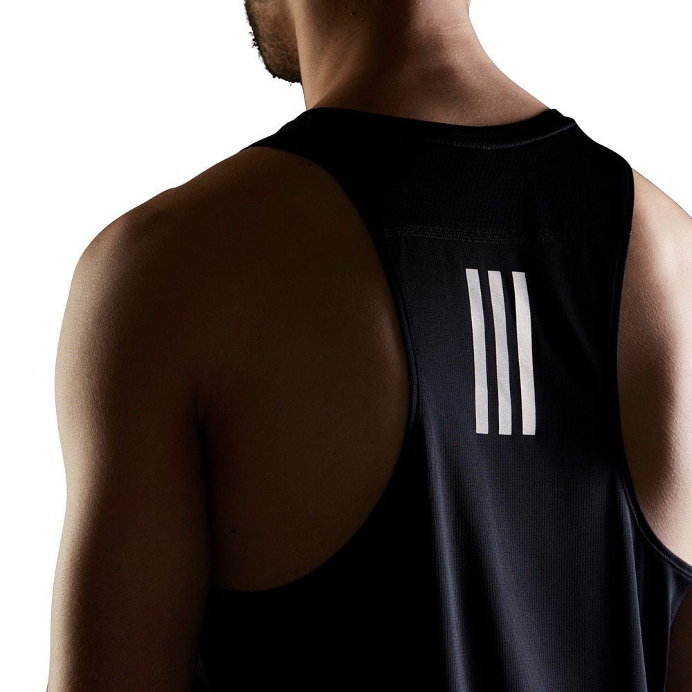 Adidas Own The Run Løpesinglet Herre Sort