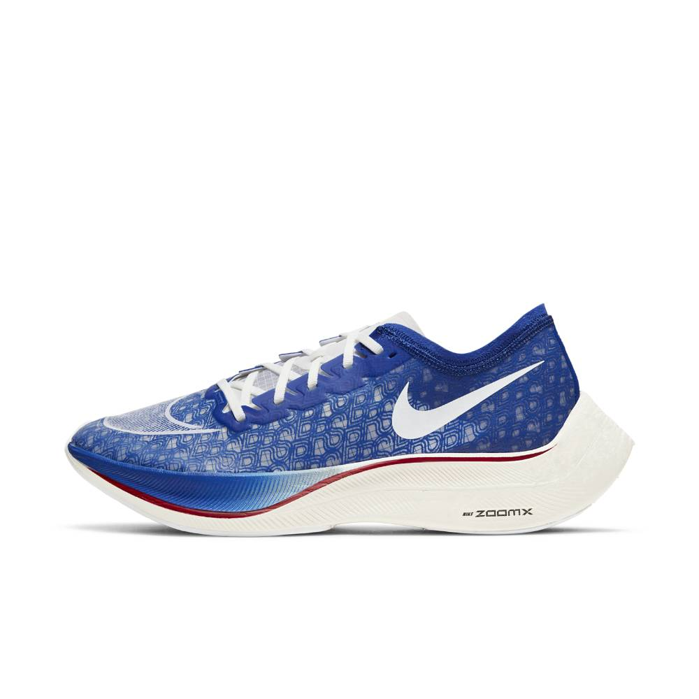 Nike ZoomX Vaporfly Next% Joggesko Blue Ribbon Sports