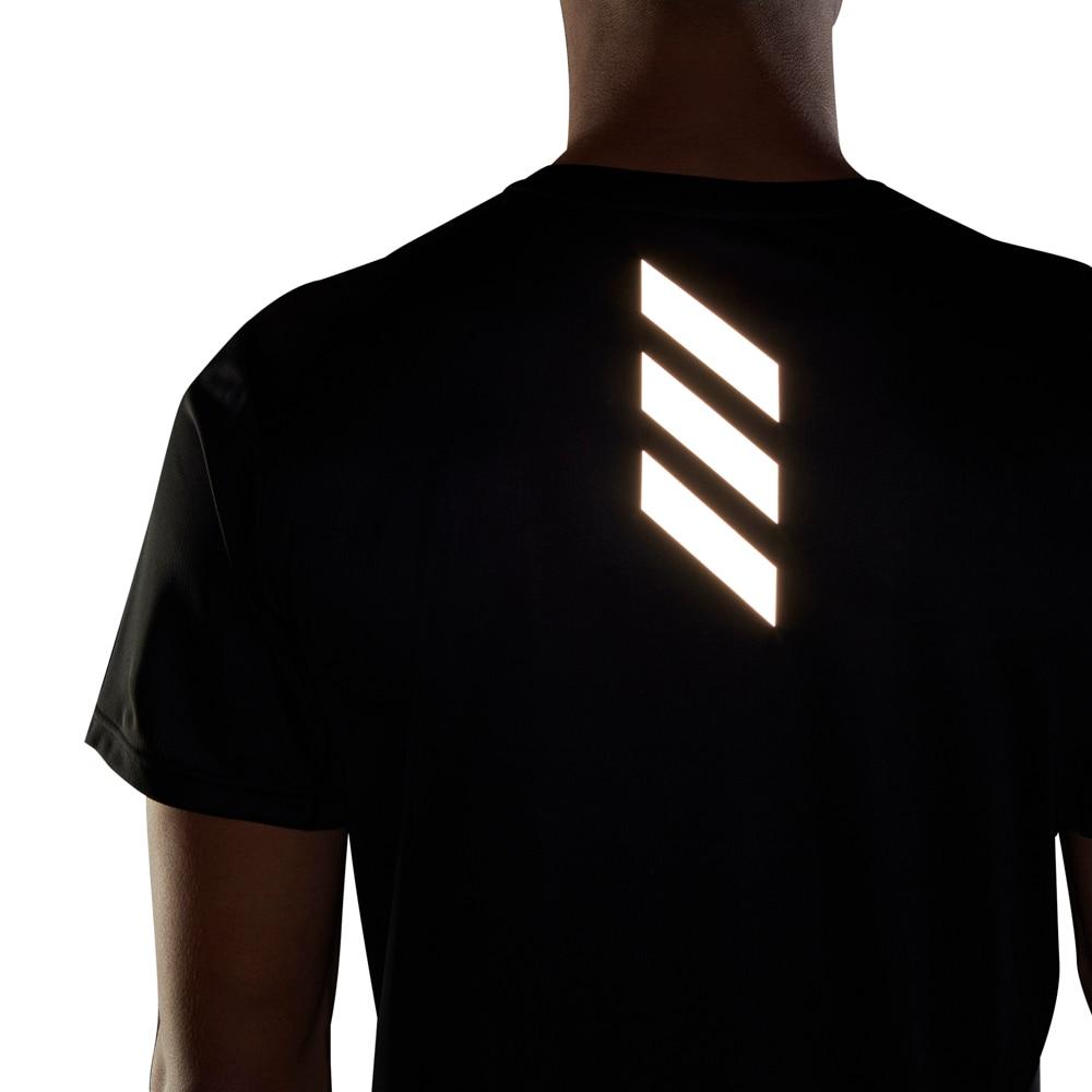 Adidas Fast Primeblue Løpetrøye Herre Sort
